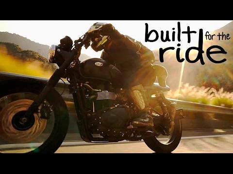Built for the Ride / RSD Triumph Scrambler 900 / MotoGeo Adventures