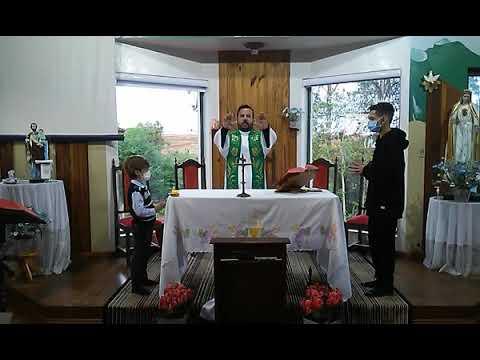 Santa Missa | 17.09.2021 | Sexta-feira | Padre Fernando | ANSPAZ