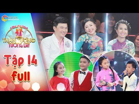 Thần tượng tương lai| Tập 14 Full: Quang Linh tan chảy với giọng hát của Nghi Đình và Quỳnh Như