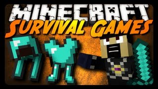 Survival Games - BURNT DIAMONDS!! w/ AntVenom & xRpMx13!