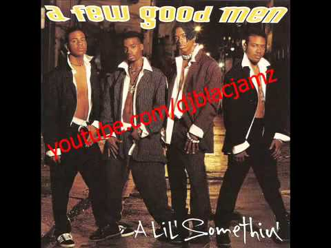 A Few Good Men - A Lil' Somethin' (Allstar's Radio Edit) (1994)37