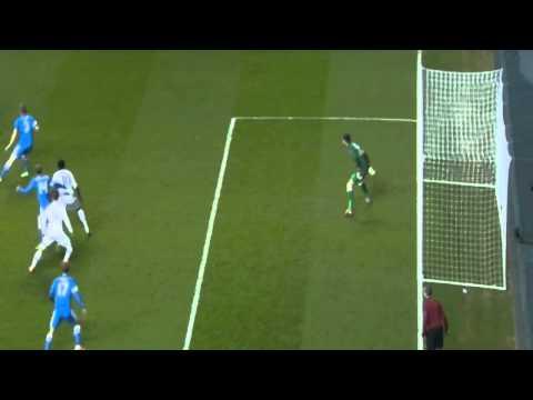Emmanuel Adebayor Goal    Tottenham vs Dnipro 2-1   Europa League - HD