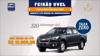 Uvel Chevrolet promove feirão em Camaquã