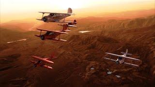 FLIGHT SIMULATOR 2015 LOVE TO FLY TRAILER [HD