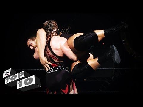 Gigantic Royal Rumble Eliminations — WWE Top 10