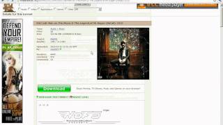 How To Download Movies, Books, Music, Software, Etc Using