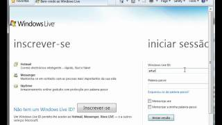 Como Mudar O Email Do Msn Messenger