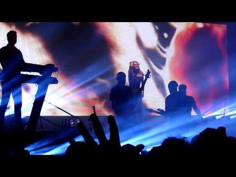 Within Temptation - In The Middle Of The Night, Live @ Arenan 2011
