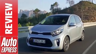 New Kia Picanto review: compact Kia has the Up!, Twingo and Ka+ in its sights. Auto Express.