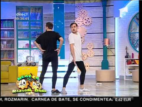 Răzvan și Dani, dans contemporan!