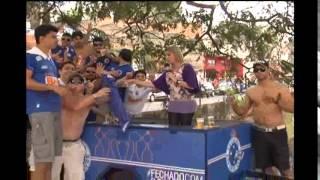 Cruzeiro vira sobre a Chapecoense e supera meta de pontos do turno de 2013