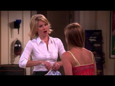 Christina Applegate -  Friends S10E05  - White Blouse Clip 1 1080p HD