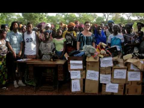 La Fondation SEMAFO en Afrique