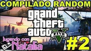 Explosiones, Saltos, Acapulco De Mexico! Compilado GTA V