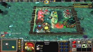 Warcraft 3 Infection Attack Walkthrough