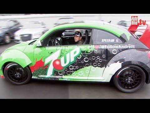 GRC VW Beetle - Rallycross-Beetle
