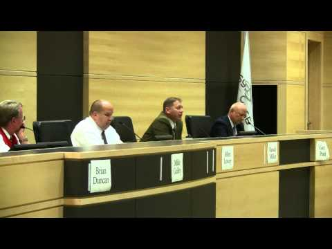 2013 Syracuse City Utah Mayoral and City Council Debate