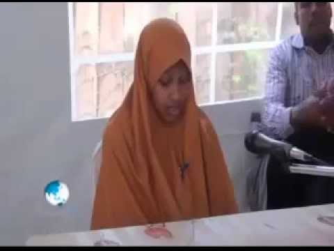 beautiful and emotional quran recitation by somali girl
