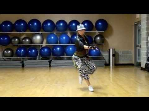 Zumba Class with Yana Canada - Latin Pop Shakira ft. Pitbull Rabiosa