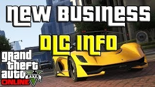 GTA 5 DLC Business DLC UPDATE [GTA V DLC] GTA 5 CARS (DLC