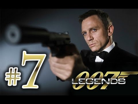 007 Legends - Gameplay Walkthrough Part 7 HD  - Die Another Day