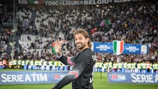 Ciao Marco Storari, portiere della Decima - Storari departs after five unforgettable years