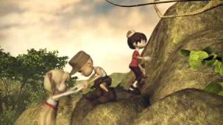 Film Animasi Bandung Lautan Api