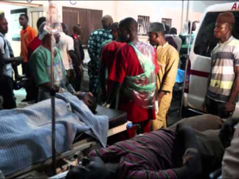 Breaking News; Explosion hits Nigeria's capital - 2 May 2014