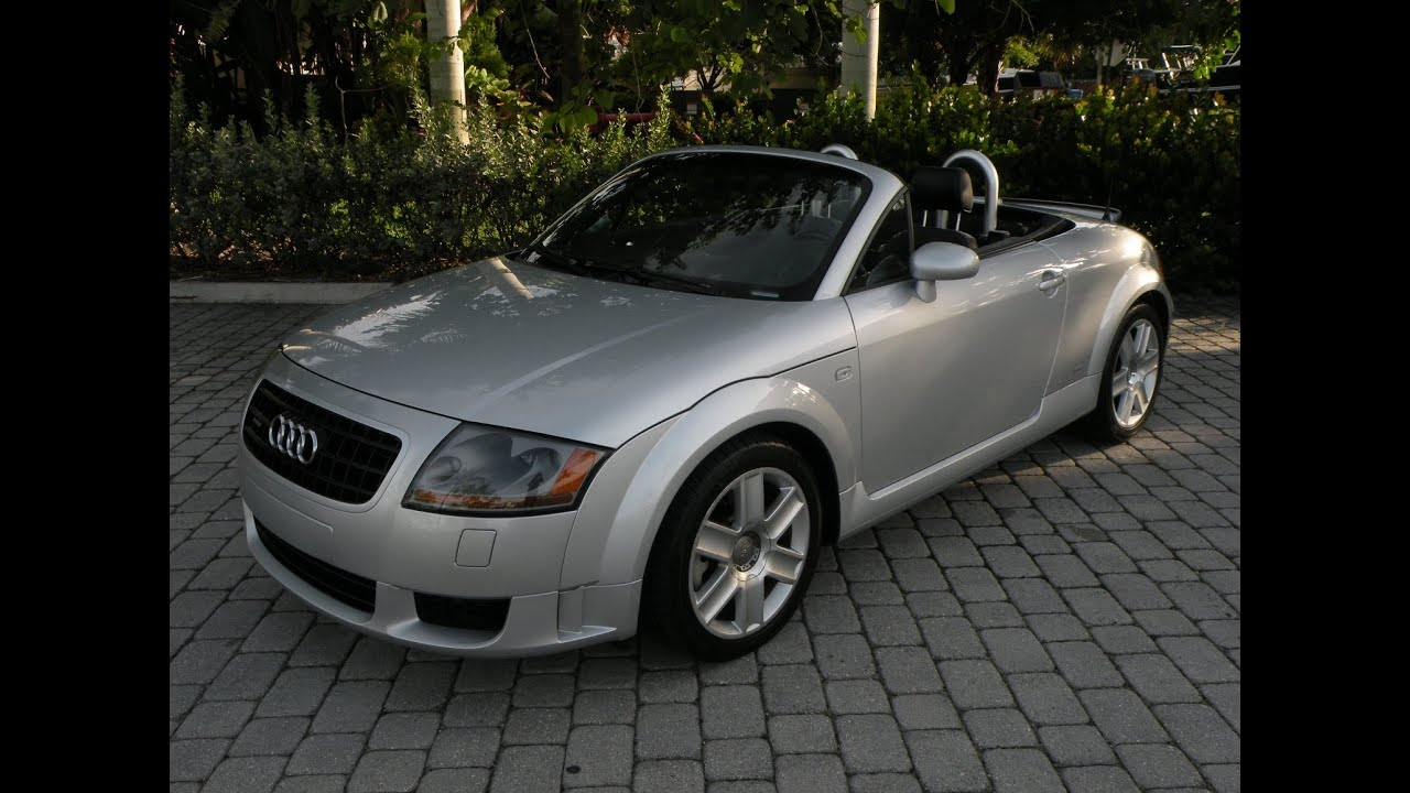 2004 audi tt 32 roadster for sale