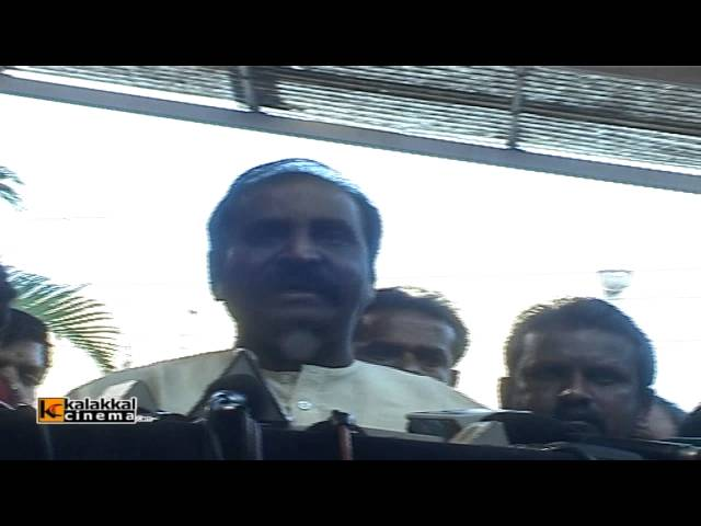 Vairamuthu speech in Director Balu Mahendra death