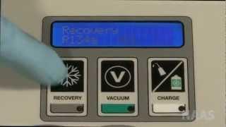 Recuperación De Refrigerante Con Piccola Data, Wigam