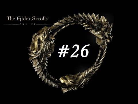 The Elder Scrolls Online (Part 26) The Aldmeri Dominion - Dark Elf Sorcerer