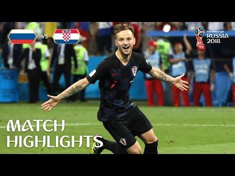 Russia v Croatia - 2:2