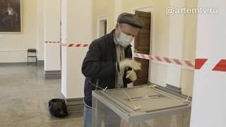 Общероссийского голосования по вопросу внесения изменений в Конституцию РФ