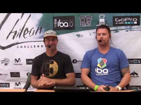 2013 GoPro IBA Arica Chilean Challenge - Heats on Demand - Trials Quarter 3