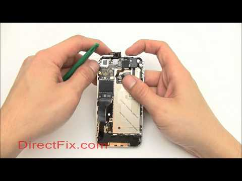 Verizon iPhone 4 Screen Repair Directions by DirectFix