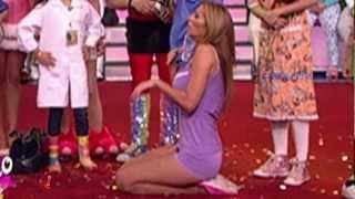 Sabadazo Cecilia Galliano Descuido Microshorts