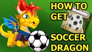 EASY How To Get SOCCER DRAGON In Dragon City So You Can