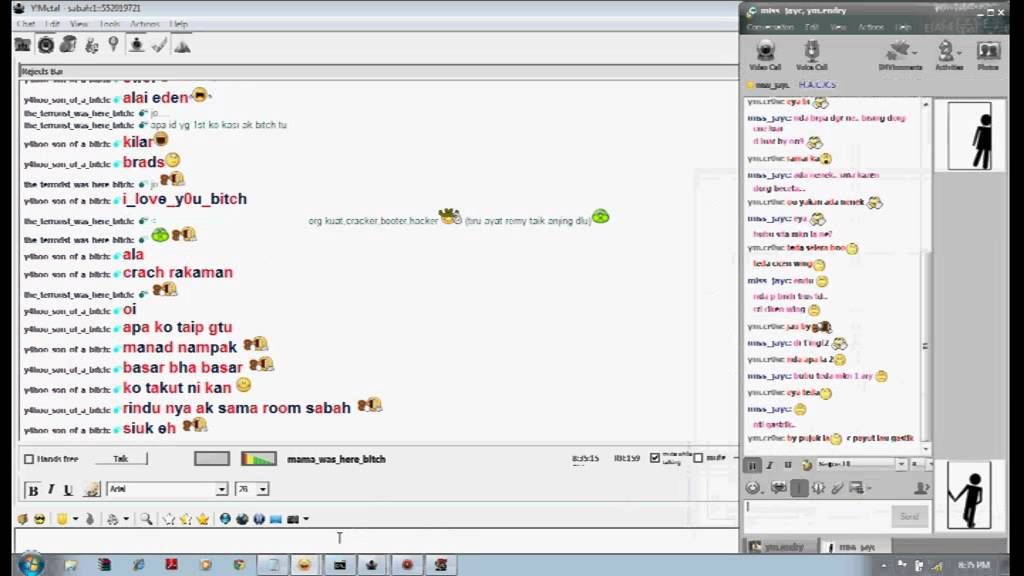 yahoo online chat rooms
