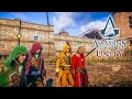 Assassin s Creed Unity ONLINE NGAKAK ABIS 2 KRU TELETUBBIES BWAHAHA