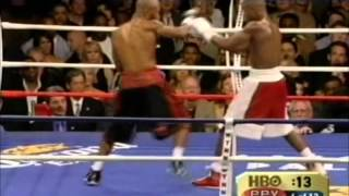 Zab Judah Vs Floyd Mayweather Jr. Highlights.wmv