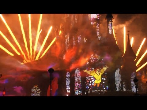 Disney Dreams! 12 April 2012 Disneyland Paris 20th Anniversary (HD)