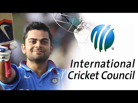 No Virat Kohli in ICC's ODI team of the year