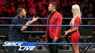 """On """"Miz TV,"""" Daniel Bryan reveals SmackDown LIVE's Survivor Series team: SmackDown LIVE, Nov 1, 2016"""