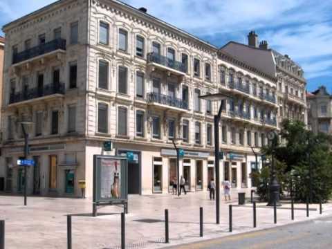 La ville de valence france dr me mankai ezzedine - Piscine valence polygone ...