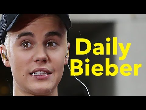Justin Bieber Reacts To Selena Gomez Dating Questions - VIDEO