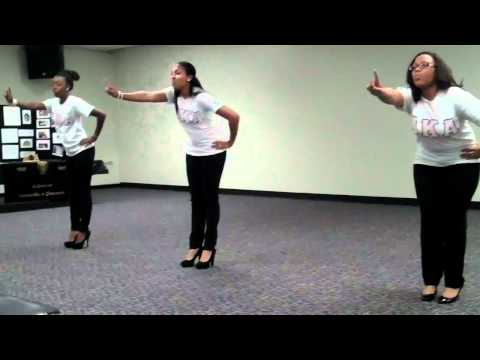 Alpha Kappa Alpha Sorority Inc. (MTG: Throwback '12 UD)