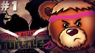 ADALBERTO A TARTARUGA ROSA! Teenage Mutant Ninja Turtles