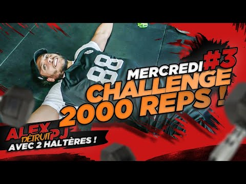 ALEX COACH PJ : DEFI EXTREME 2000 REP 🎁