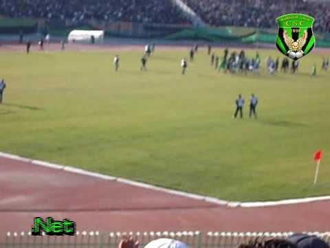 Match CSConstantine 1 - WATlemcen 0